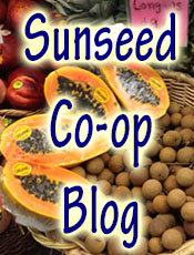 Sunseed Natural Foods Co-op Blog, deals, specials, new items, all kinds of neat stuff.