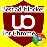 uBlock Origin, the BEST ad and page element blocker.
